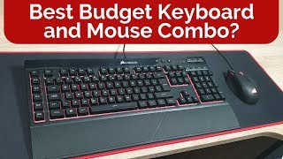 The Best Budget Gaming Keyboard and Mouse under $100?