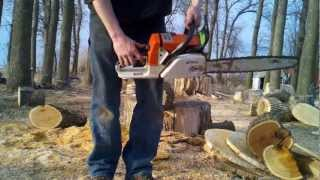 Stihl 026 chainsaw for sale