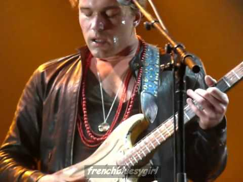 Philip Sayce - Slipaway - Live Zénith Lille - 13/12/2010
