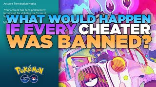 What Would Pokémon GO Look Like WITHOUT SPOOFERS & CHEATERS?