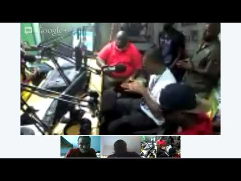 ludacris,sarkodie jeremy on yfm with the don david
