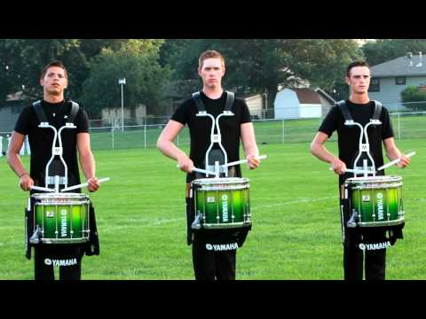Cavaliers Drumline 2011 @ DCI in Omaha