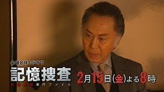 記憶捜査~新宿東署事件ファイル~ 第5話