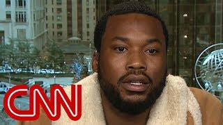 Rapper Meek Mill On His New Album Kanye And Criminal Justice Reform