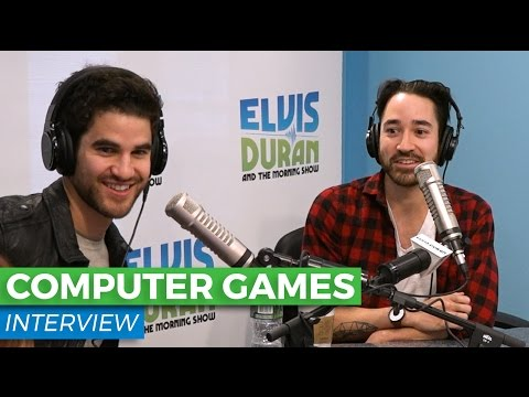 Darren and Chuck Criss Share Exciting News | Elvis Duran Show