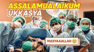 Lahirnya Ukkasya Muhammad Syahki