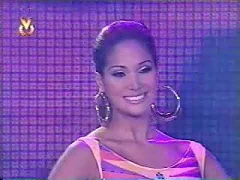Miss Venezuela 2007 (traje de baño 1)