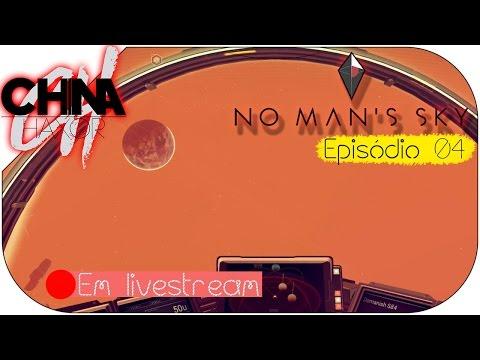 """No Man's Sky Gameplay - Parte 4 """"Planeta Hostil e Combate Espacial"""" ( Em Português ) ( PS4 )"""
