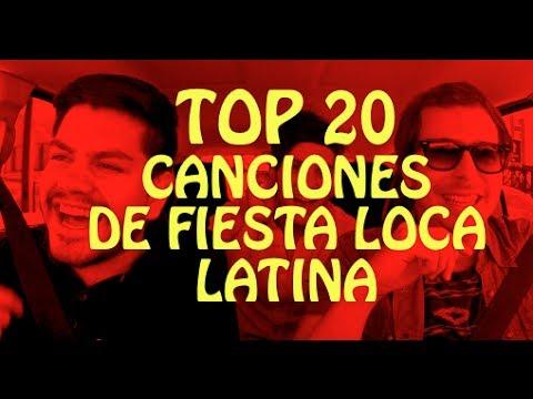 TOP 20 de LATINAS para la PEDA!!!