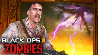 Black Ops 3 Zombies - GIANT KRAKEN in Der Eisendrache Easter Egg! Shadows of Evil Apothicans!