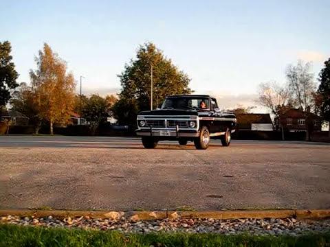 1974 Ford f100. Ranger XLT HOT ROD....