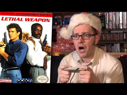 Lethal Weapon - Angry Video Game Nerd - Episode 129
