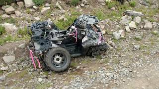 Black Bear Pass  1st time with Jeep Fails