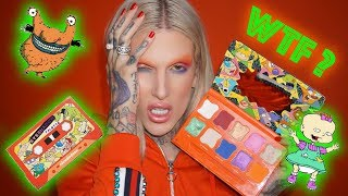 NICKELODEON EYESHADOW PALETTE… Is It Jeffree Star Approved???