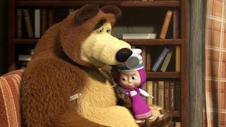 Маша и Медведь (Masha and The Bear) - Будьте здоровы! (16 Серия)