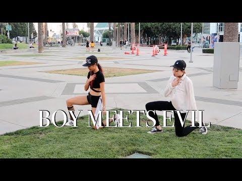 [COLLAB] BOY MEETS EVIL — #kconla17 dance collab with lex