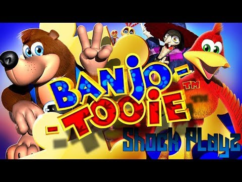 SHOCK PLAYZ BANJO TOOIE WALKTHROUGH | Classic Childhood | Road to 1500 Wavies