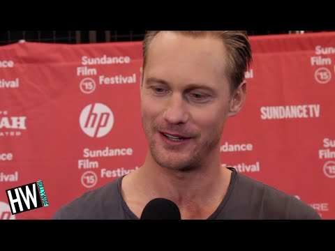 Alexander Skarsgård Talks Kristin Wiig Chemistry in 'Diary Of A Teenage Girl'