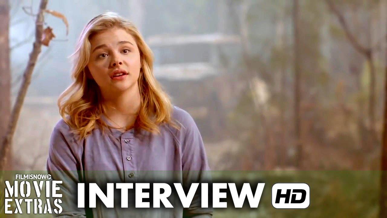 The 5th Wave (2015) Behind the Scenes Movie Interview - Chloe Grace Moretz is 'Cassie Sullivan'