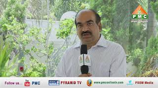 FACE TO FACE INTERVIEW WITH DR.VARMA #PMC