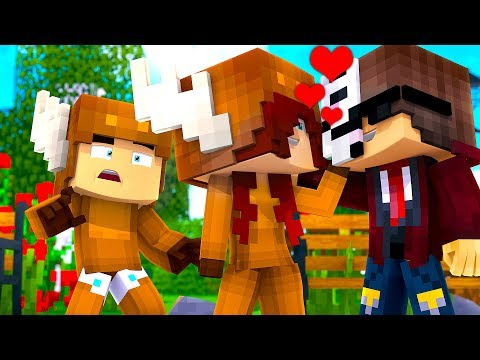 Minecraft Daycare - GIRLFRIEND CHEATS ON MOOSECRAFT! (Minecraft Kids Roleplay)