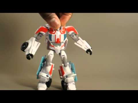 Toy Review: Transformers Prime - RID Deluxe Class Ratchet