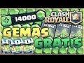 HACK  Clash Royale TUTORIAL GEMAS INFINITAS Y NIVEL INFINITO EN 1 MINUTO ¡GRATIS 2017! MP3