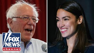 AOC and Bernie are calling for a national emergency