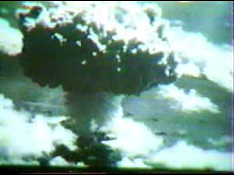 02/28/1954 Bikini Atoll.
