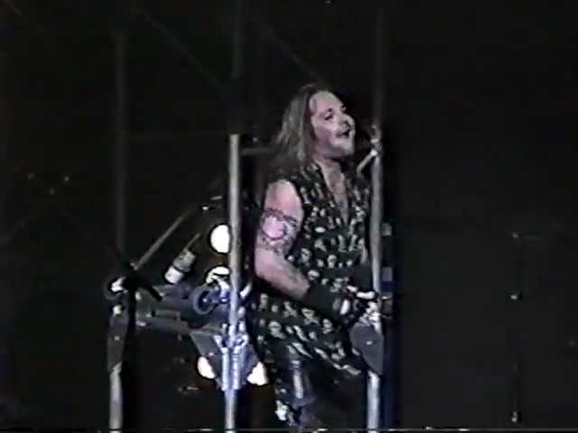 Motley Crue- Wild Side (Live 1998) Toronto