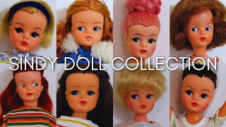 All Of My Vintage Sindy Dolls!