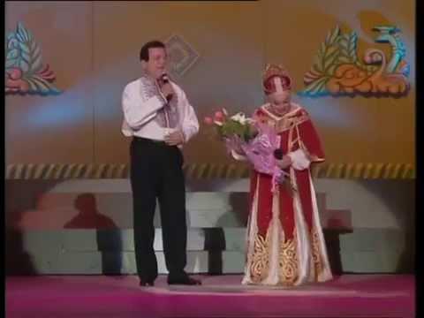 Иосиф Кобзон и Надежда Кадышева - Мiсяць на небi