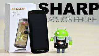 Sharp Aquos Phone SH930W. Обзор FullHD-смартфона от AndroidInsider.ru
