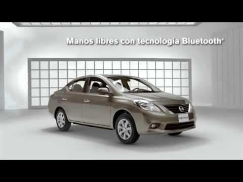 Nissan VERSA - Sincroniza tu teléfono con tu auto