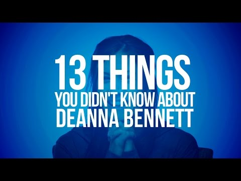 13 Things You Didn't Know About DeAnna Bennett