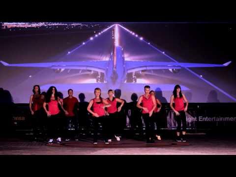 Munich Airport Soca Wettbewerb im Westpark Kino Mond & Sterne München mit Zumba-Dance Hanny & Crew