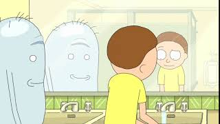 Morty Smith Meets Mr  Jelly Bean
