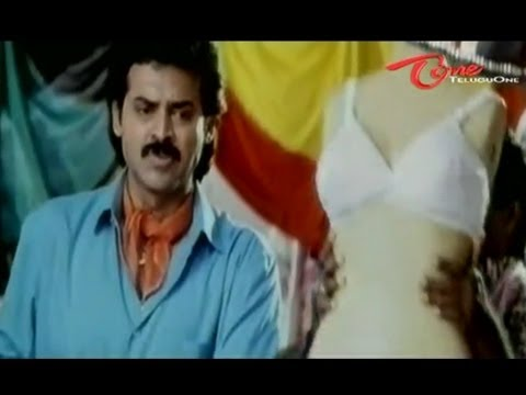 Bra Comedy Between Venkatesh - Meena