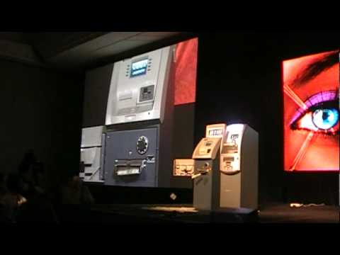 SecurityWeek.Com - ATM Spits Out Cash at Black Hat - Barnaby Jack ATM Hacking Demo