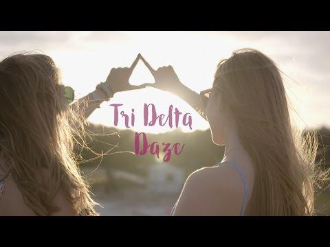 University of Florida | Tri Delta Daze