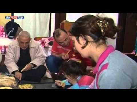 عائلات عراقية تهرب من داعش إلى لبنان