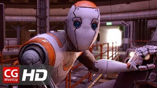 "CGI Animated Short Film: ""Powerless"" by Powerless Team 
