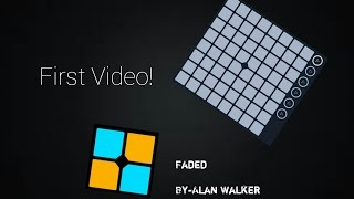First video! -- Song-Faded -- By-Alan Walker