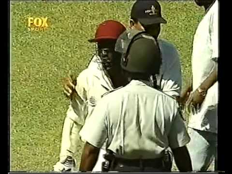 Brian Lara 213 vs Australia 2nd test 1999