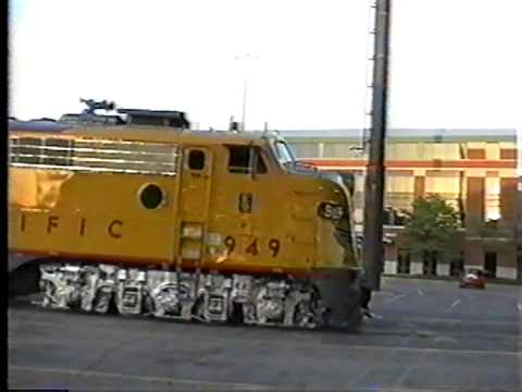Union Pacific E-Units 2006 St. Louis Visit