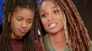 Willow Smith Blasted For Ciara's Red Table Talk Interview!