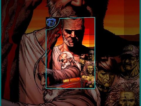 Old Man Logan. Dublado Motion Comic  Marvel Comics  ?