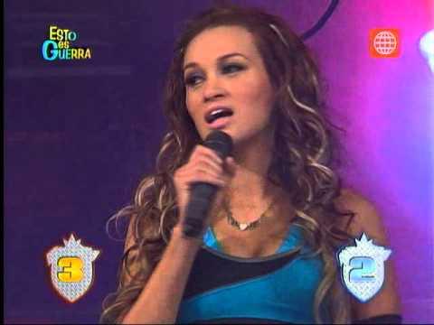 Milett Figueroa A Angie Arizaga: