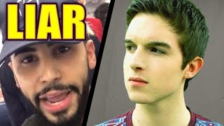 ADAM SALEH - The Muslim who Cried Wolf