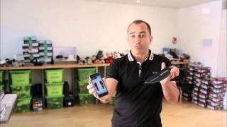 Inventer Demain : Une semelle de chaussure chauffante et intelligente (28/60)
